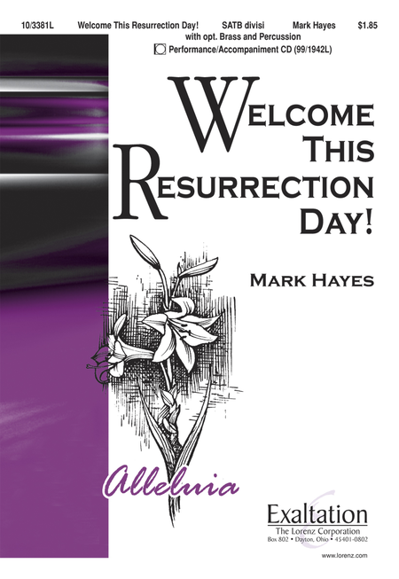 Welcome This Resurrection Day!