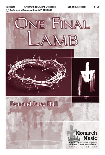 One Final Lamb