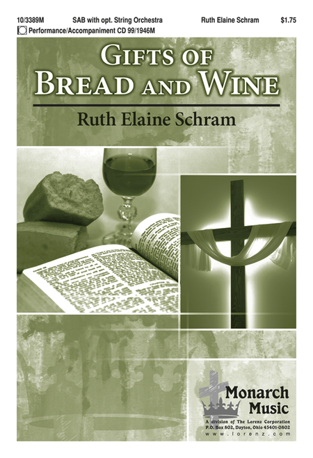Gifts of Bread and Wine