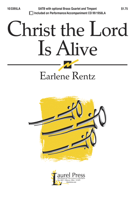 Christ the Lord Is Alive