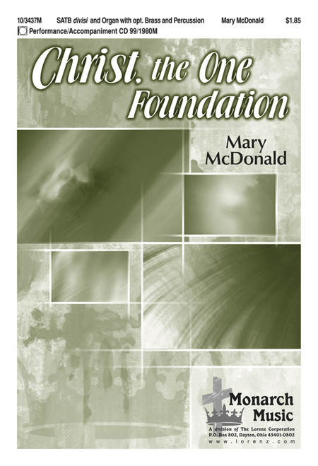 Christ, the One Foundation