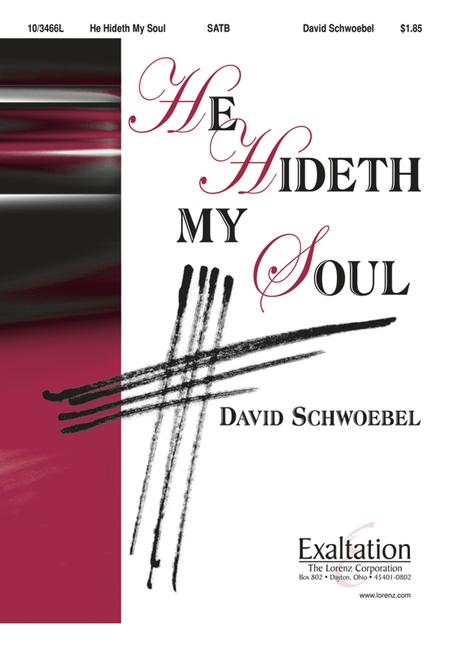 He Hideth My Soul