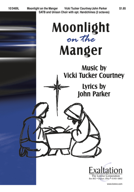 Moonlight on the Manger