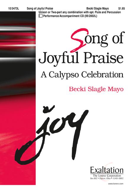 Song of Joyful Praise