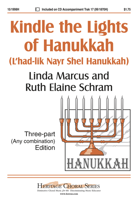 Kindle the Lights of Hanukkah