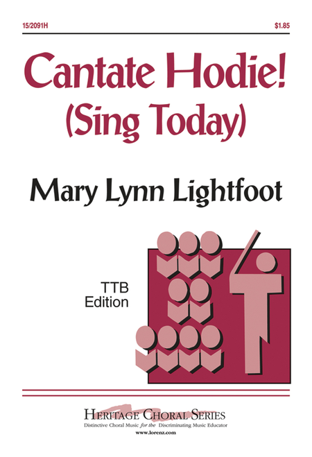 Cantate Hodie! (Sing Today)