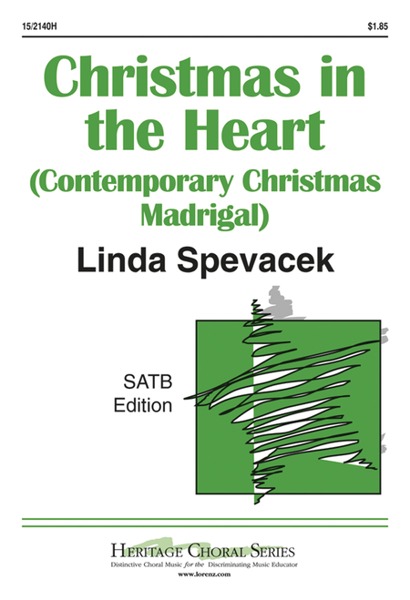 Christmas in the Heart (Contemporary Christmas Madrigal)