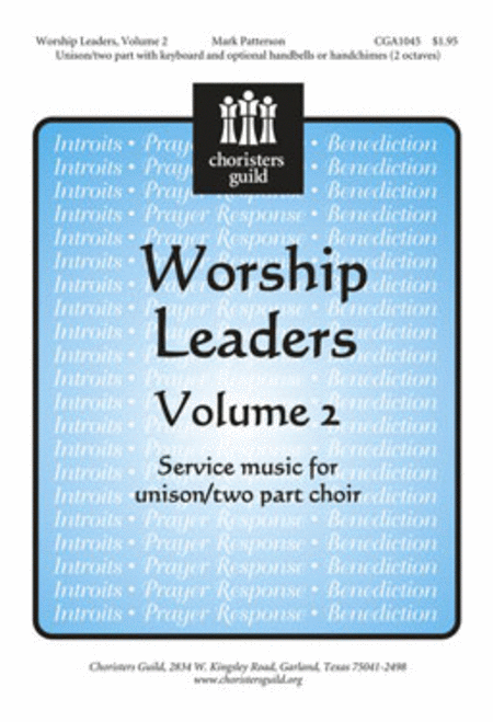 Worship Leaders, Vol. 2