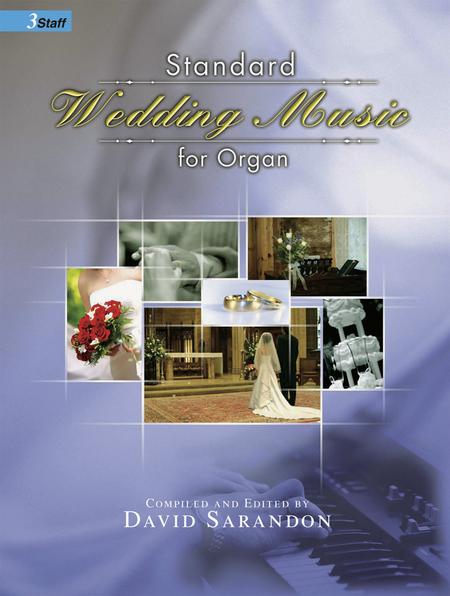 Standard Wedding Music for Organ