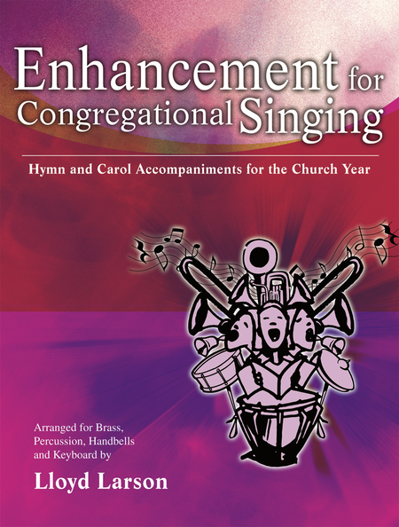 Enhancements for Congregational Singing - Keyboard Book