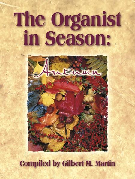 The Organist in Season: Autumn