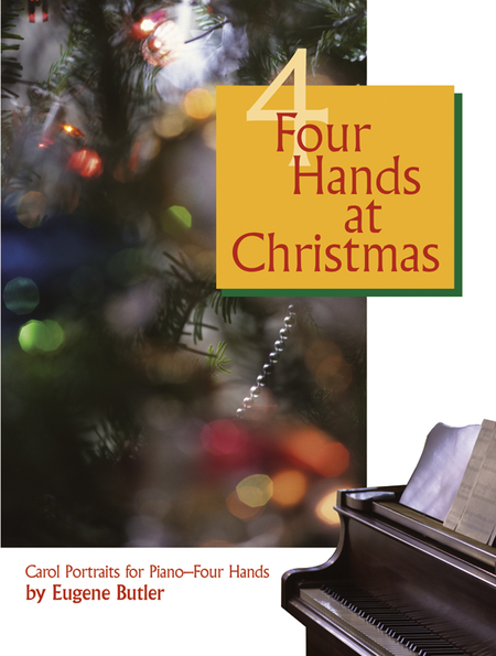 Four Hands at Christmas