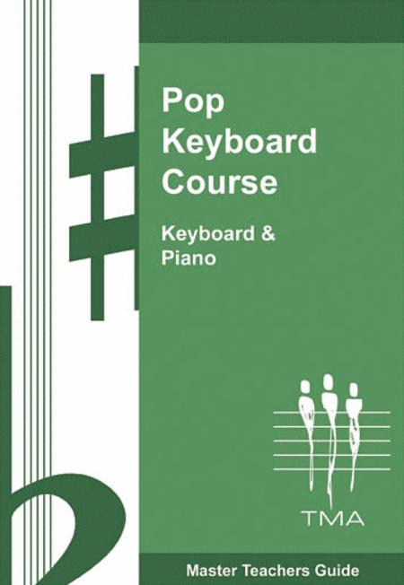 Tritone Master Teachers Guide - Pop Keyboard Classroom Method