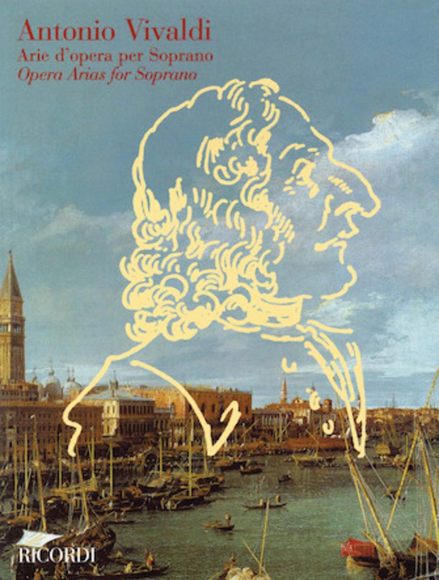Antonio Vivaldi Opera Arias for Soprano