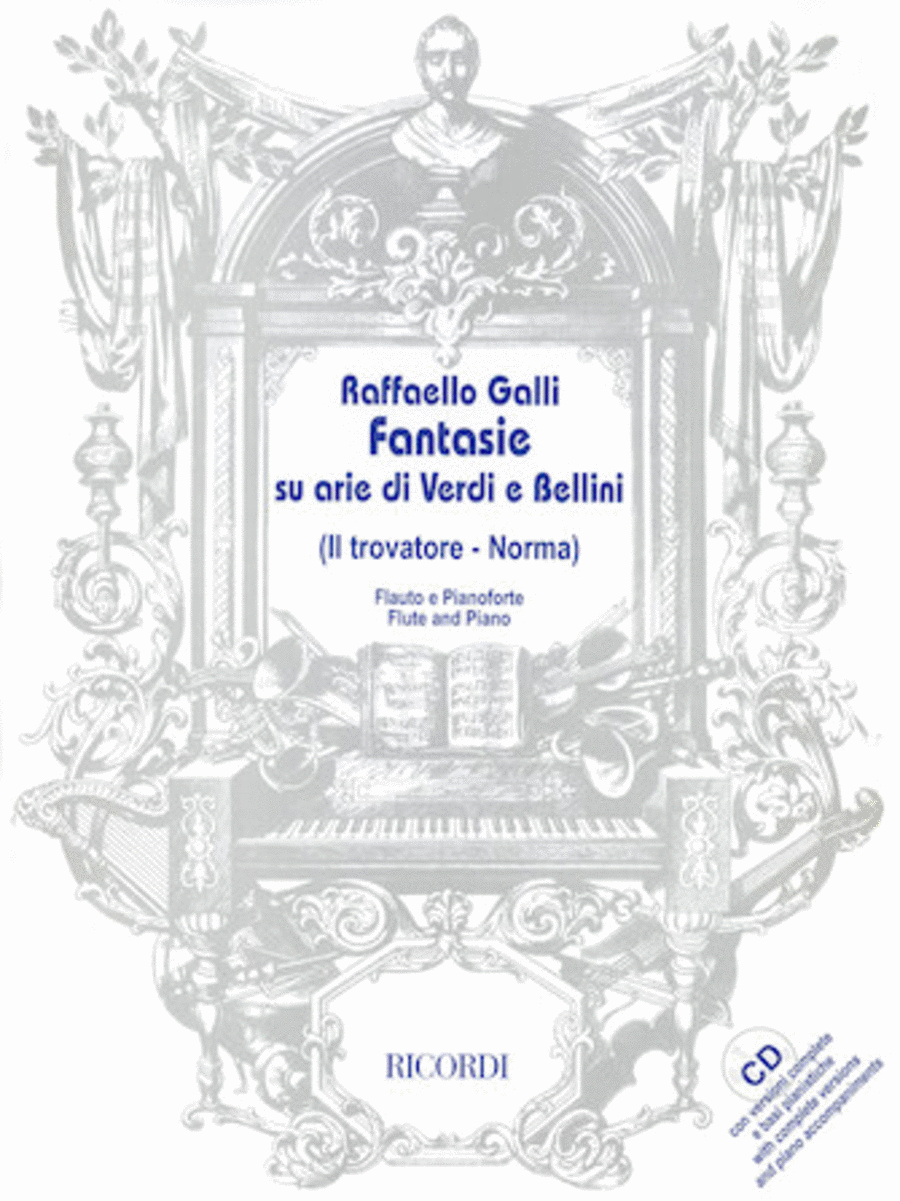 Fantasie su Arie di Verdi e Bellini