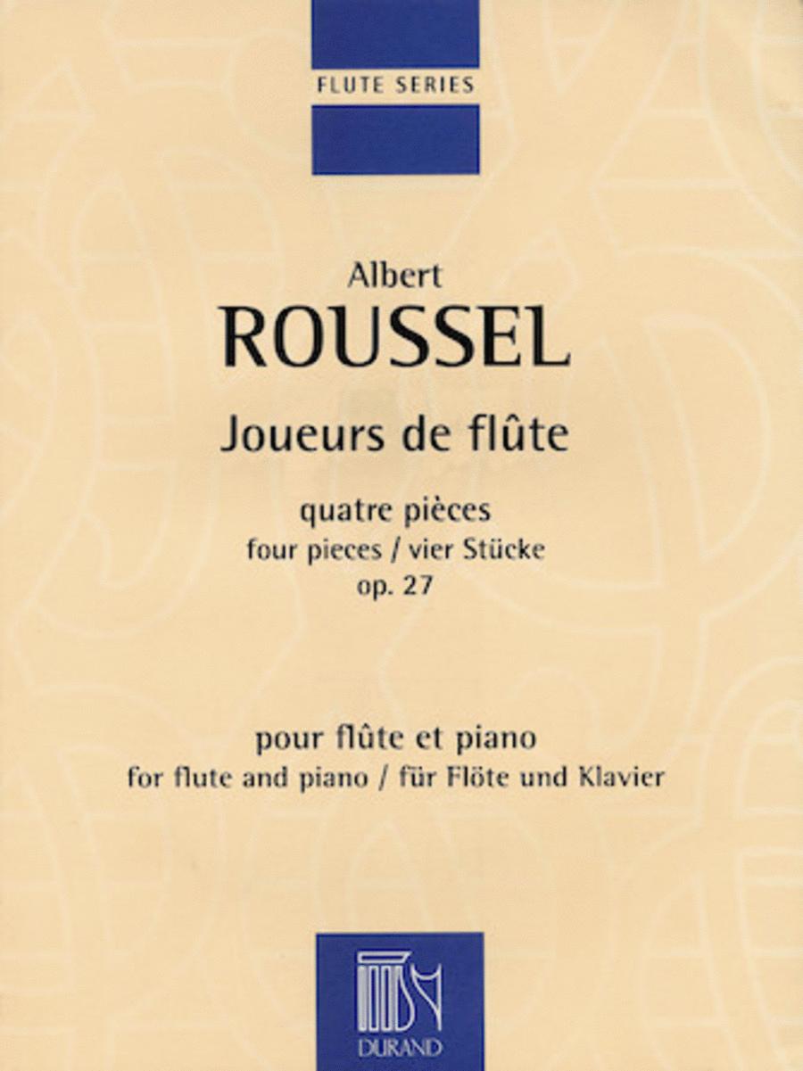 Joueurs de flute