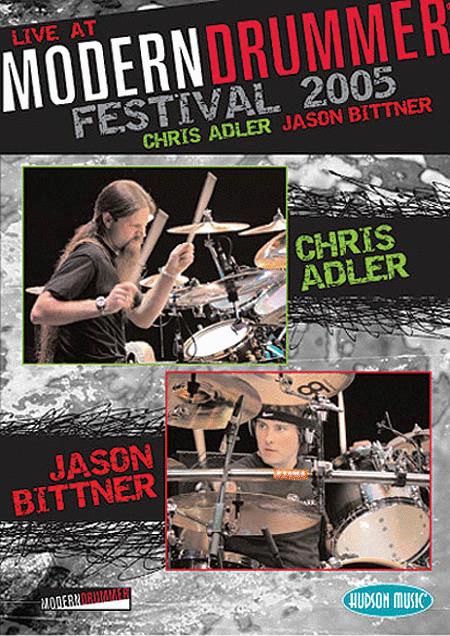 Chris Adler & Jason Bittner - Live at Modern Drummer Festival 2005
