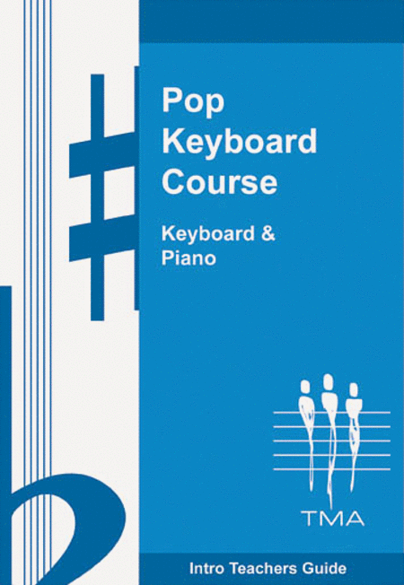 Tritone Teachers Guide - Intro Pop Keyboard