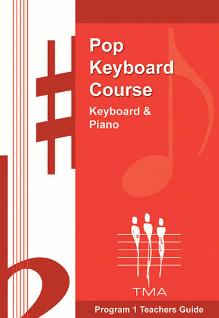 Tritone Teacher Guide - Pop Keyboard Program 1