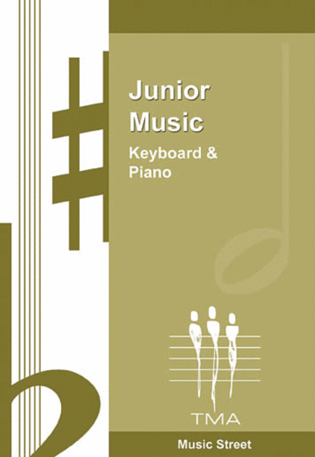 Tritone Teachers Guide - Music Street Junior Program