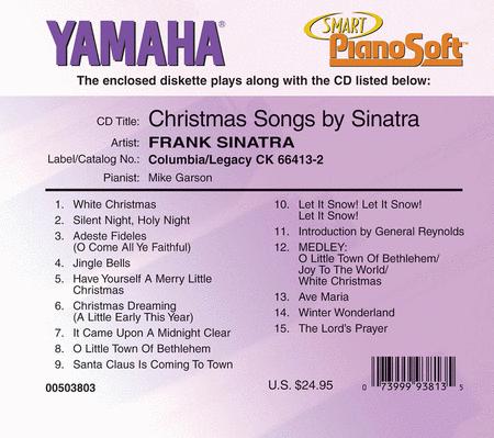 Frank Sinatra - Christmas Songs by Sinatra - Piano Software