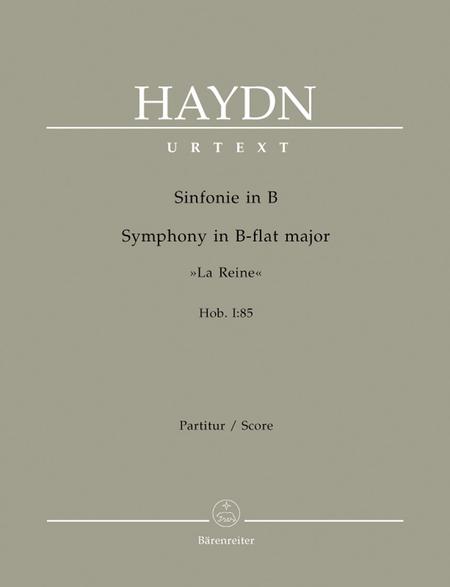Symphony B flat major Hob. I:85 'La Reine'