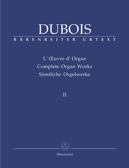 Complete Organ Works II