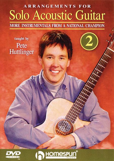 Arrangements for Solo Acoustic Guitar - Lesson Two