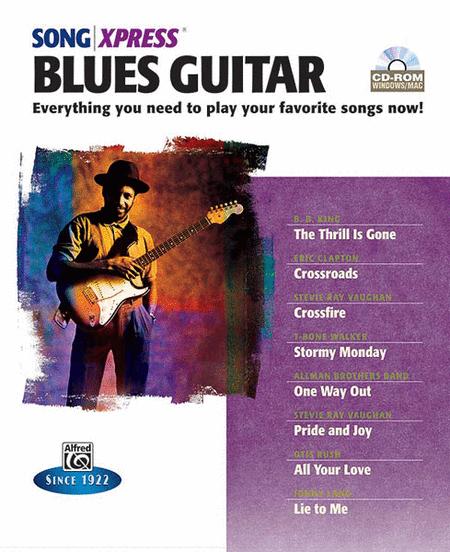 SongXpress - Blues Guitar (CD-ROM)