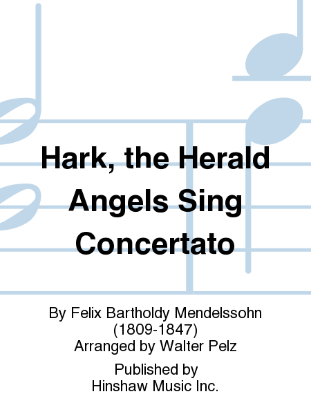 Hark, The Herald Angels Sing Concertato