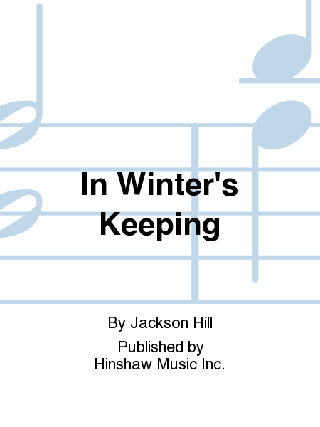 In Winter's Keeping