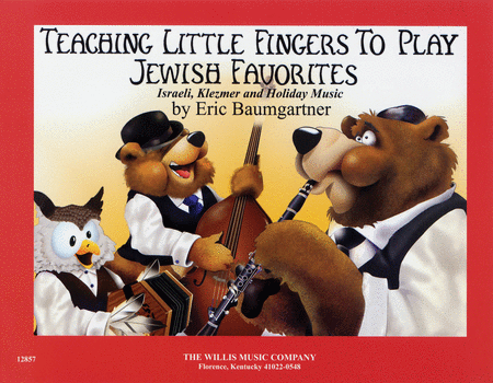 Teaching Little Fingers to Play Jewish Favorites