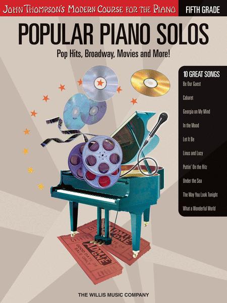 Popular Piano Solos - Grade 5