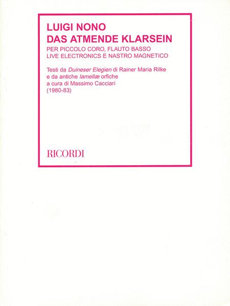 Das Atmende Klarsein (1980-83)