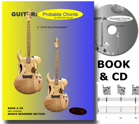 GUITAR: Probable Chords - a