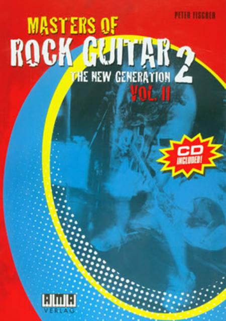 Masters of Rock Guitar 2, Vol. 2