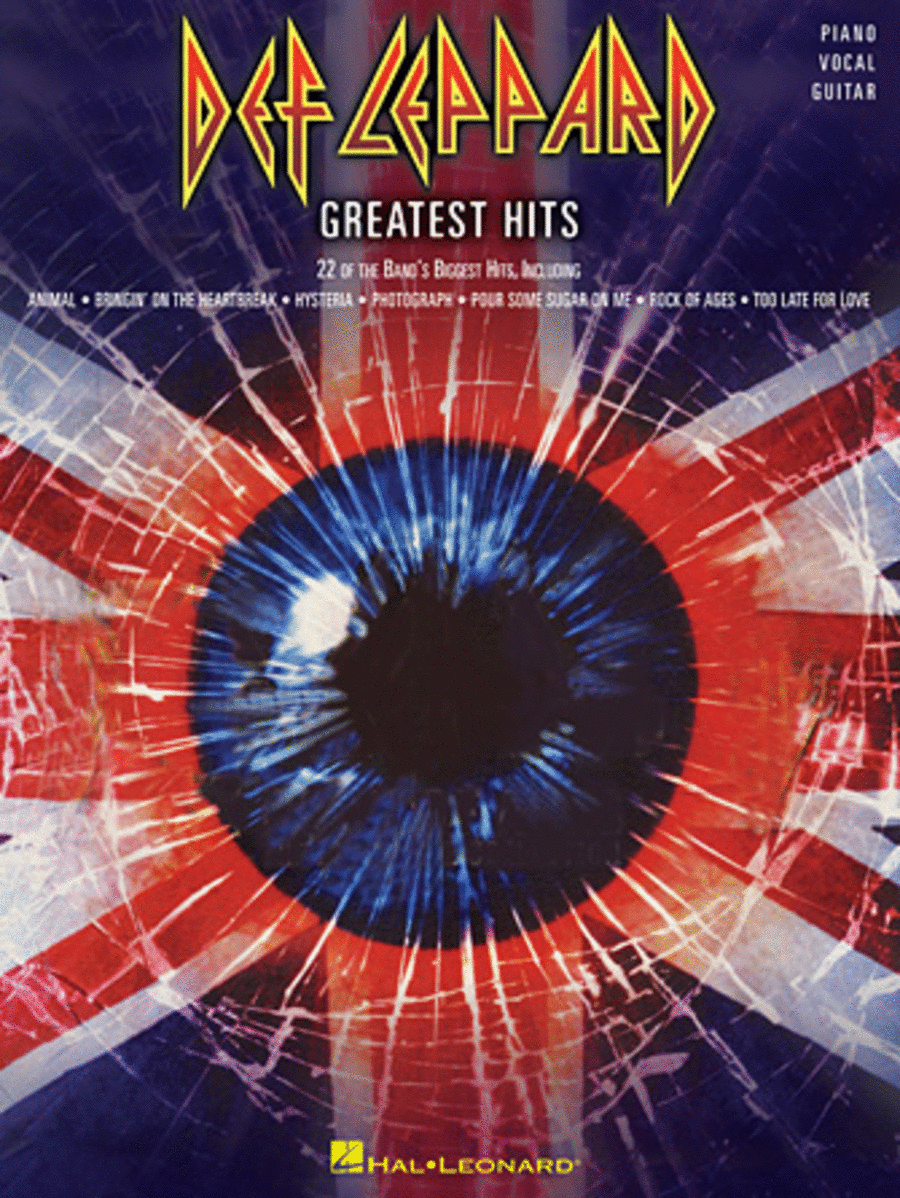 Def Leppard - Greatest Hits