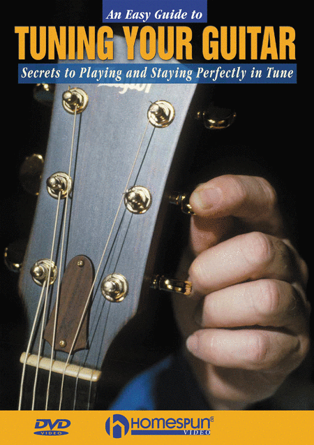 An Easy Guide to Tuning Your Guitar