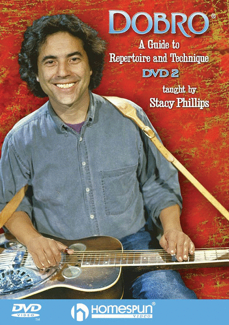 A Guide to Dobro Repertoire and Technique
