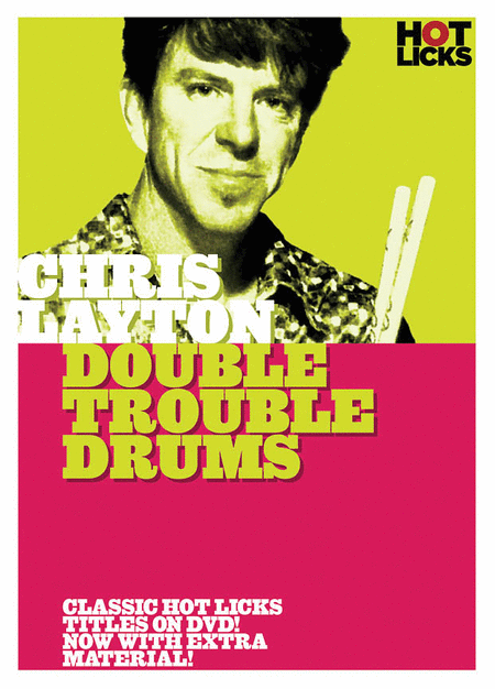 Chris Layton - Double Trouble Drums