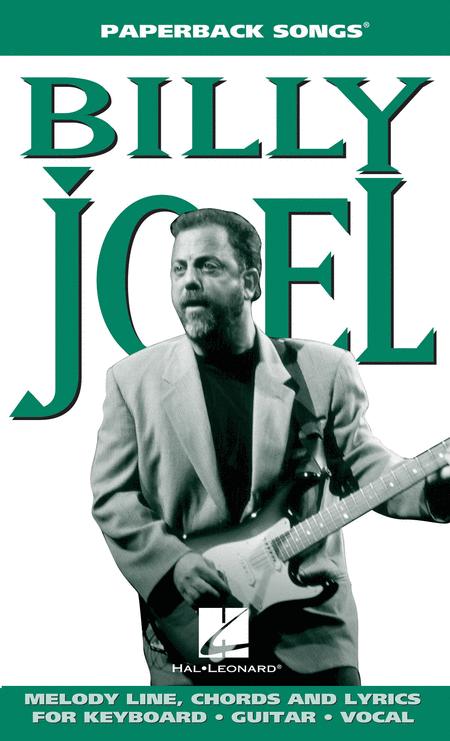 Billy Joel - Paperback Songs