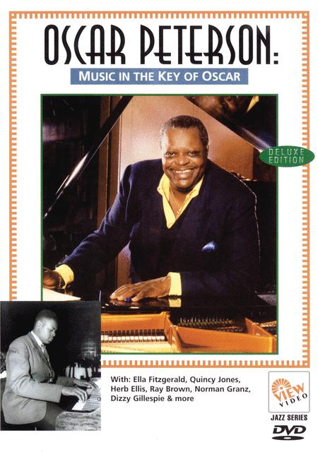 Oscar Peterson - Music in the Key of Oscar