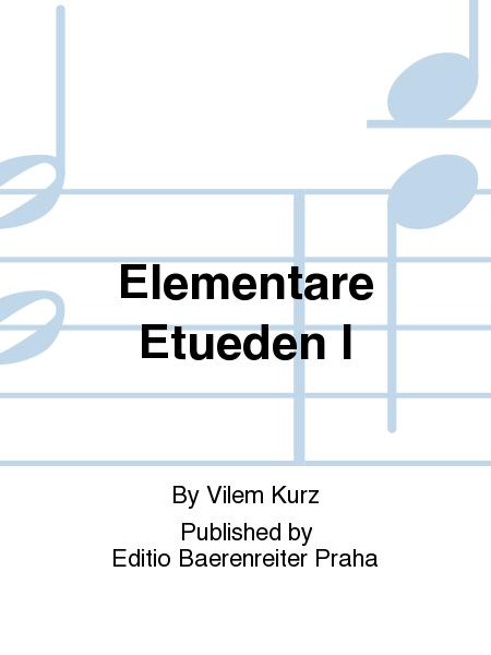 Elementare Etueden I
