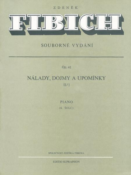 Stimmungen, Eindrucke und Erinnerungen, Op. 41/II
