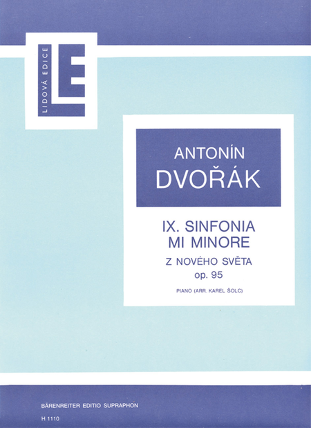 IX. Symphonie e minor, Op. 95