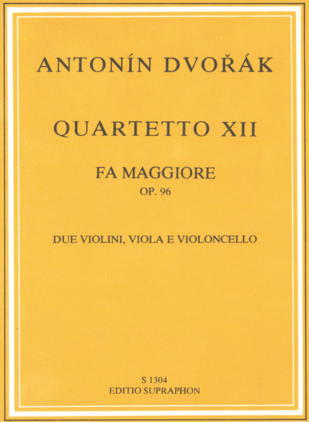 String Quartet No. 12 F major op. 96