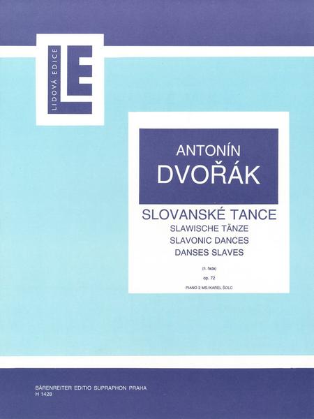 Slavonic Dances, Op. 72