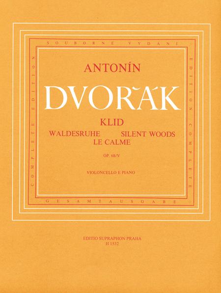 Silent Woods No. 5, Op. 68