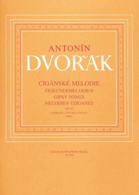 Gypsy Songs, Op. 55