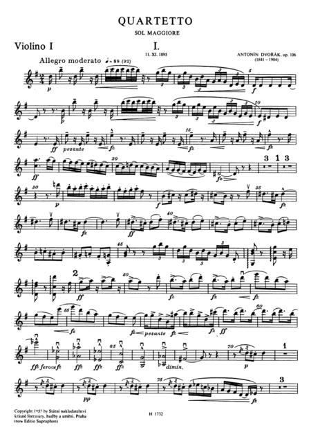 String Quartet No. 13 G major op. 106